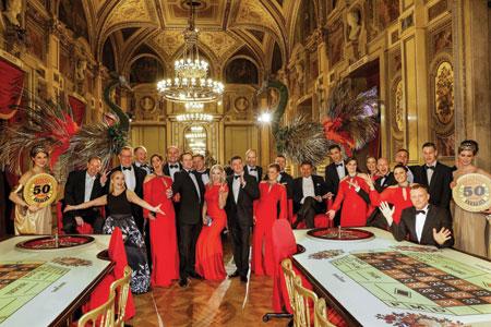 Tanz ins Glück – Mit Casinos Austria zum Wiener Opernball