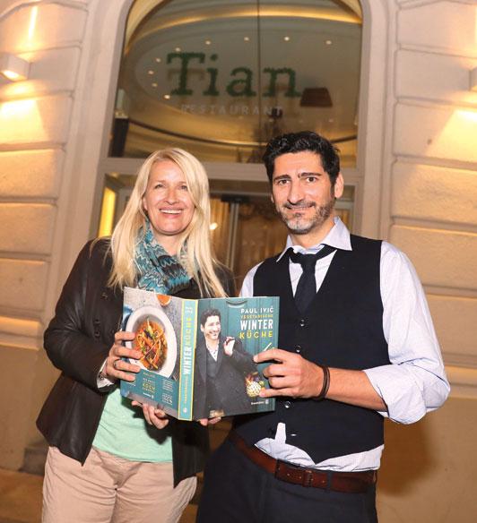 Paul Ivics neues Kochbuch