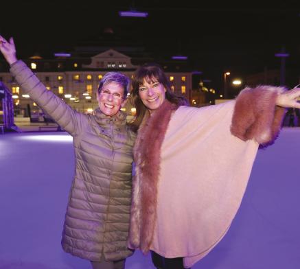 Der Wiener Eislaufverein  feierte 150.Geburtstag