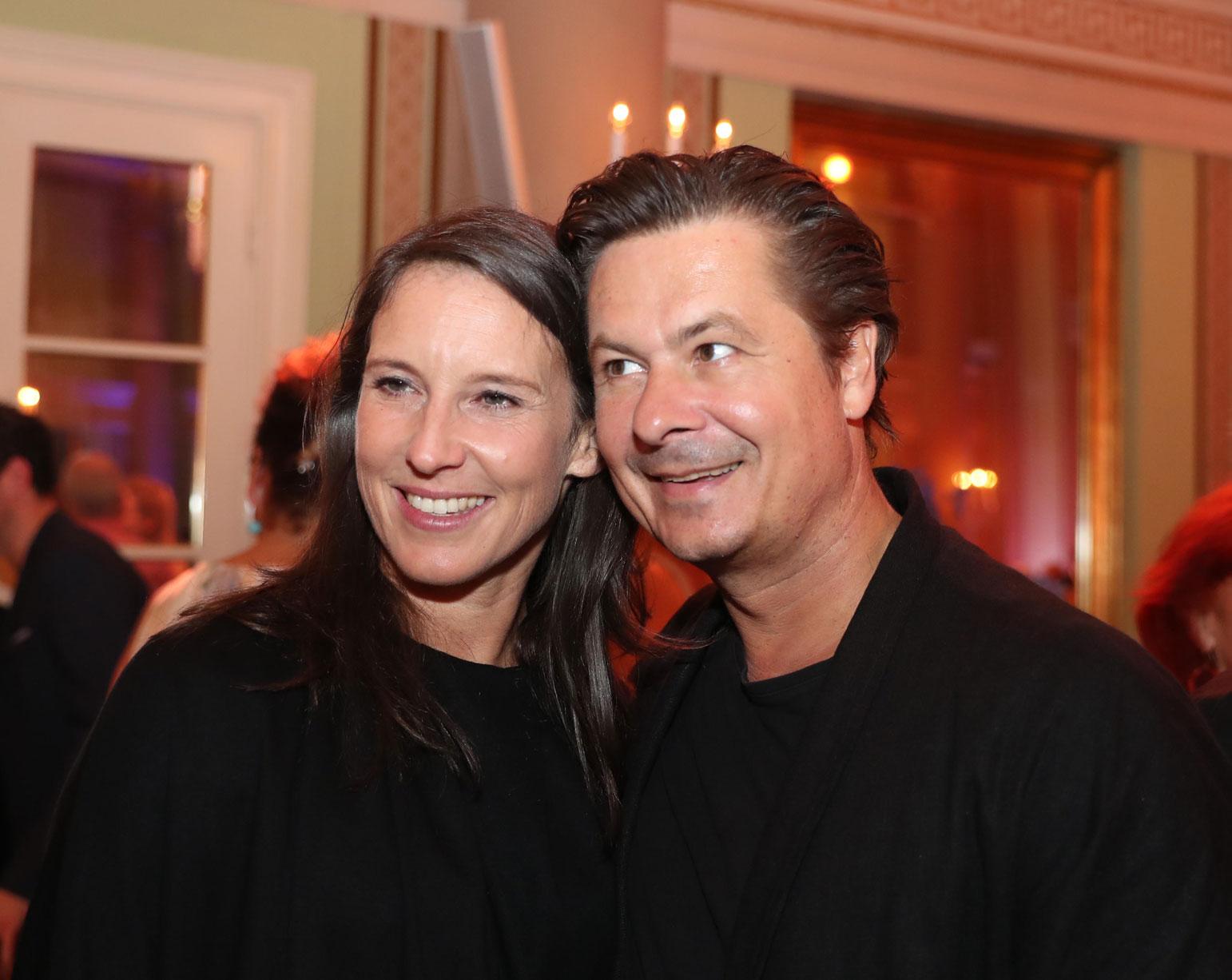 Applaus für Michael Dangl und Maria Köstlinger