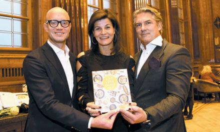 """NOAN präsentiert erstes  Kochbuch: """"Live Love Olive"""""""