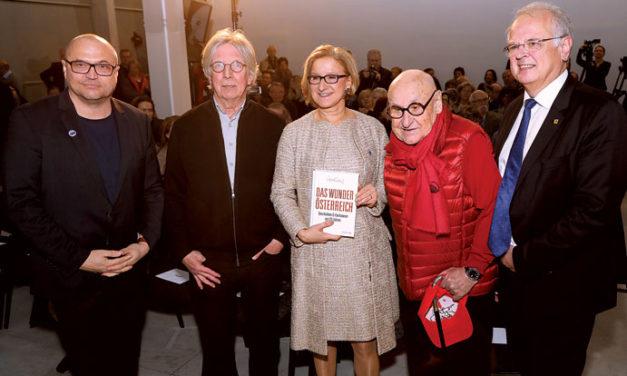 "Karikaturmuseum Krems eröffnet die Jubiläumsschau ""IRONIMUS 90"""