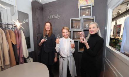 Frederik's- oh ' Baby- der Modepavillon in der City