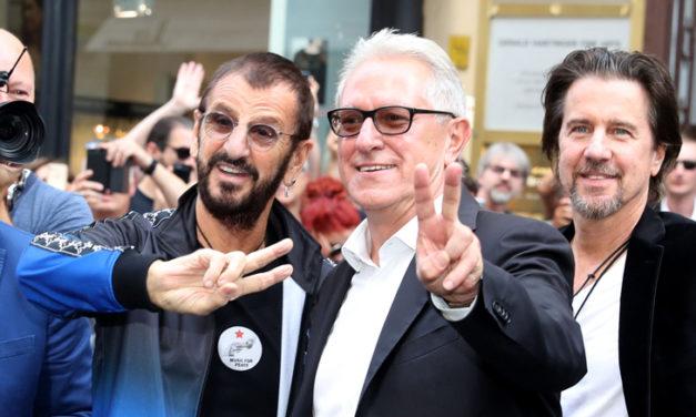 Ex – Beatle Ringo Starr auf Wien – Tour