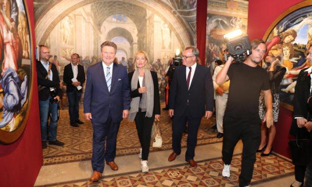 Die großen Meister Kunsterlebnis – Event in der Wiener Votivkirche