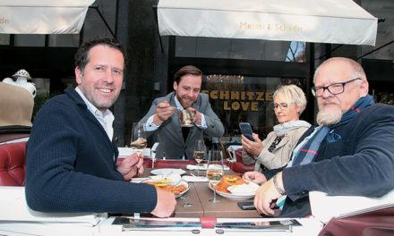 Riding Schnitzel – ein Kulinarische Kutschenfahrt durch Wien