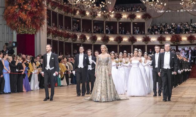 ",,Alles Oper"" am Wiener Opernball 2019"