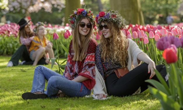 """,, Der Frühjahrspark Keukenhof"""" feiert 70 Jahre – Jubiläum"""