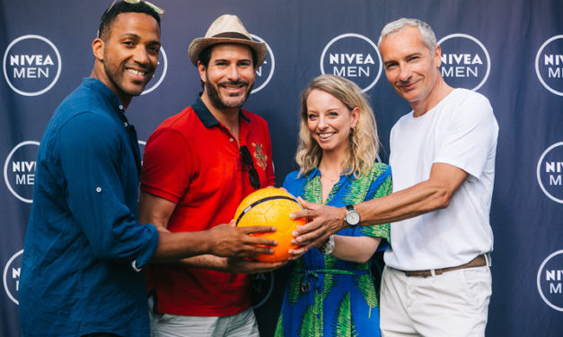 Nivea Men Deep Soccer Challenge in Wien