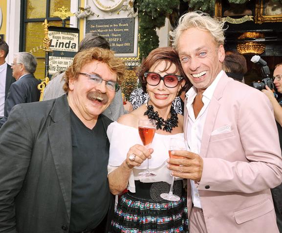 Birgit Sarata - Nacht der Diva - im Marchfelderhof am