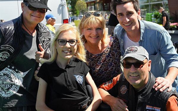 Erfolgreiche Kick – Offveranstaltung zur Harley – Davidson Charity – Tour 2019