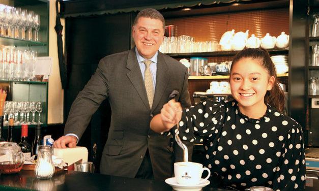 Bea Kahlhofer`s Herz schlägt für perfekt zubereiteten Kaffee