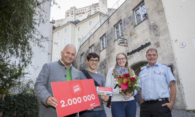 Salzburger Festungsbahn sorgt für Schlagzeilen