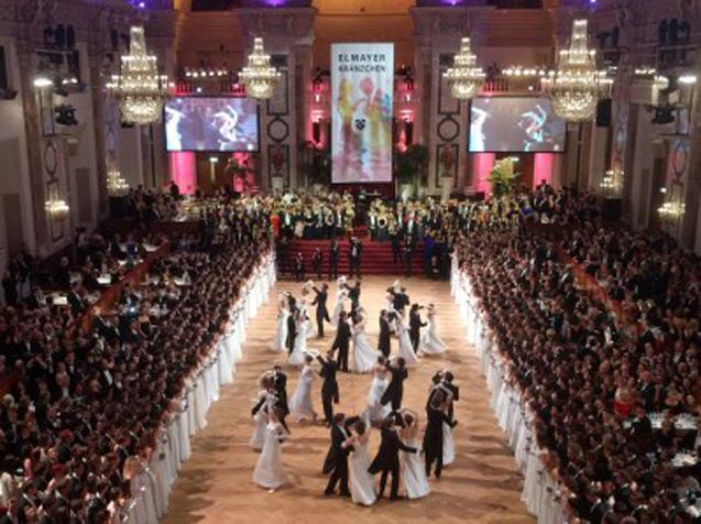 00 Jahre im Walzertakt: Tanzschule