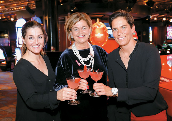 Bild 6-Pink Ladies Night 2019_Elisabeth Görgl_Bettina Glatz-Kremsner_Michaela Dorfmeister_c Christian Husar