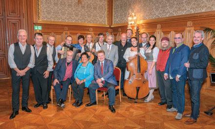 Grandiose Rathausgala für das Wienerlied