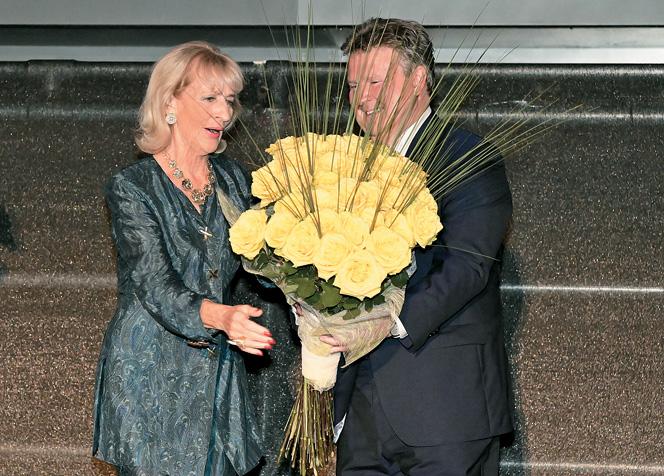 Geburtstags Empfang für Dagmar Koller