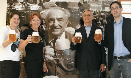 100 Jahre Schweizerhaus im Wiener Prater
